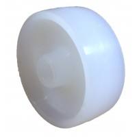 50mm Nylon Wheel, 6.4mm Plain Bore, 54kg