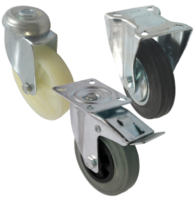 Light Duty Castors
