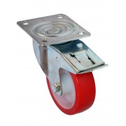 100mm Top Plate Swivel Castor, 150kg Load Capacity