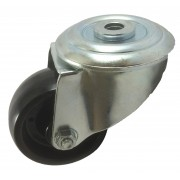 80mm High Temperature Swivel Castor, 100kg Load Capacity