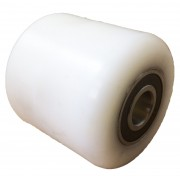 82mmx70mm Nylon Pallet Roller With Bearing, 600kg