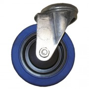 100mm Bolt Hole Swivel Castor, 150kg Load Capacity