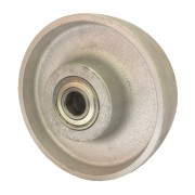 150mm Cast Iron Wheel, 20mm Ball bearing, 600kg