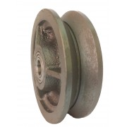 100mm Cast Iron Wheel, 20mm Ball bearing, 900kg