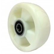 125mm Nylon Wheel, 20mm Ball bearing, 400kg
